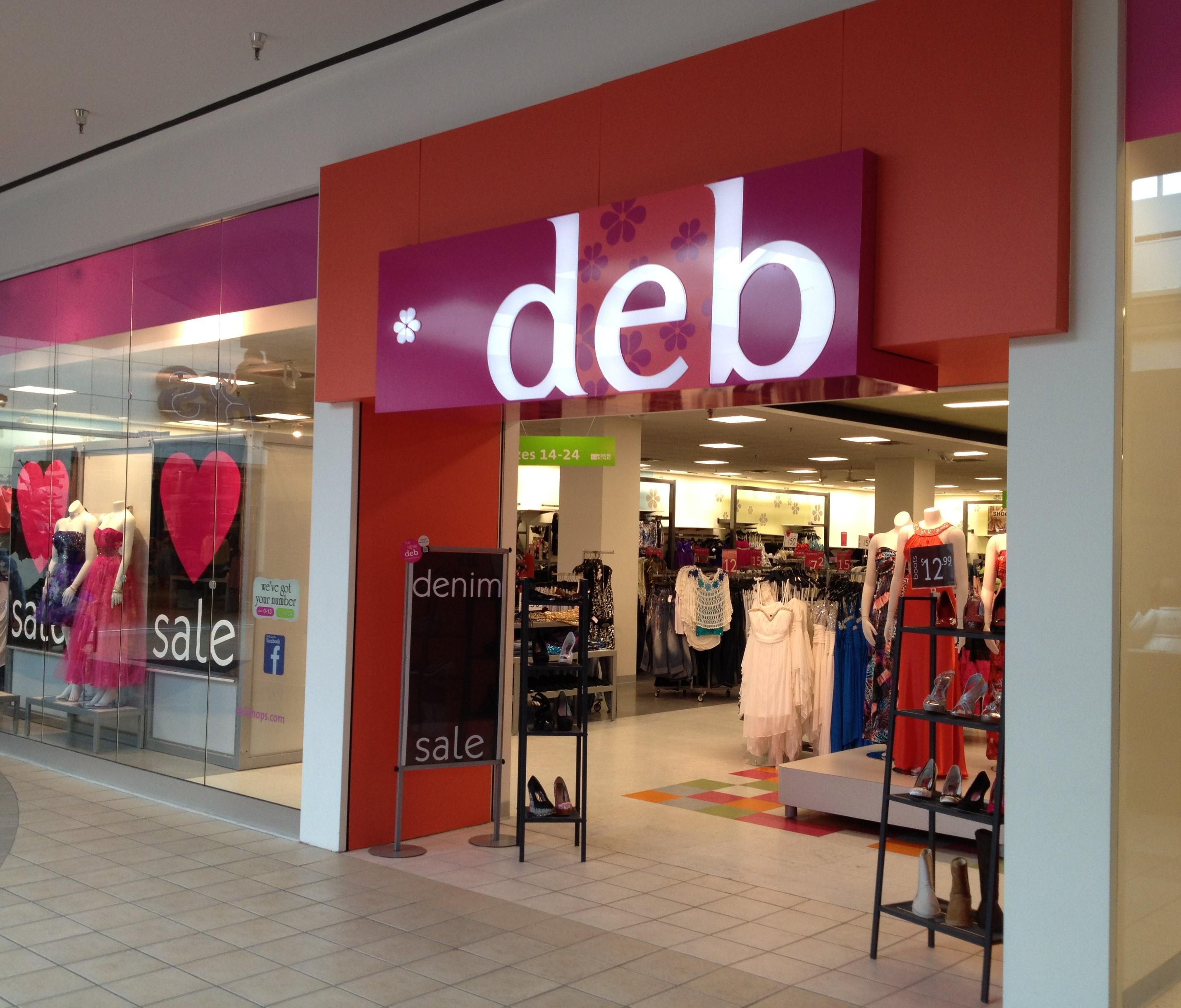 Deb Shop