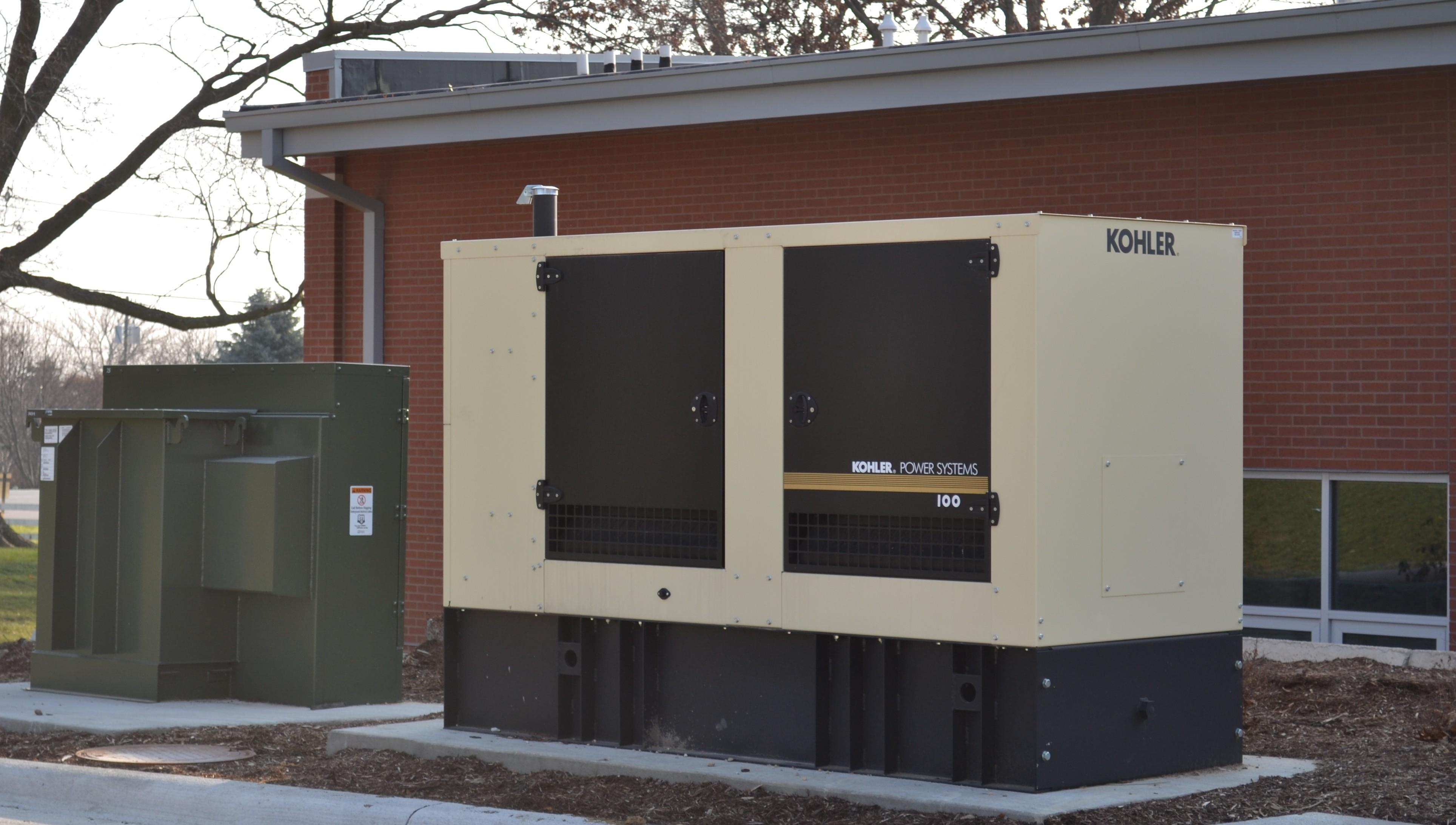 Mt Vernon Fire Generator