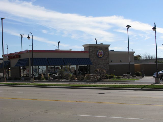 Burger King - 33rd Ave