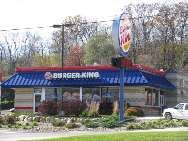 Burger King - Edgewood Road