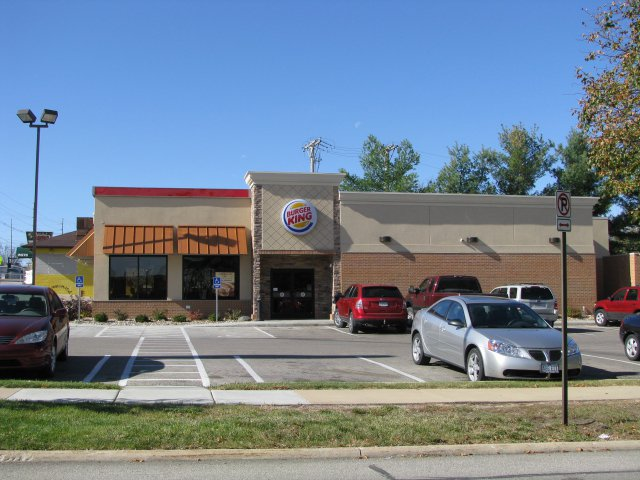 Burger King - Mt. Vernon Road