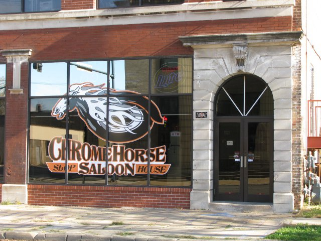 Chrome Horse